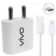 Vivo Y55L Plus Fast Charger For All Mobile Phones Of Vivo With Usb Cable