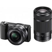 Digitalni foto-aparat Sony ILCE-5000 YB + Objektiv SEL1650 + Objektiv SEL55210