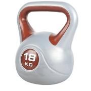 Gorilla Sports Kettlebell 18 kg Kunststof Trendy