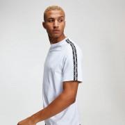 Mp T-shirt in tricot con doppia fascia - Bianco - M