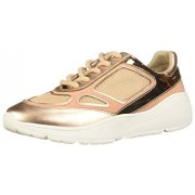 Steve Madden Current 686 Zapatillas para Mujer, Rose Gold, 23.5