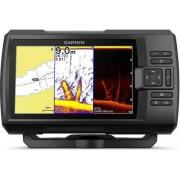 Garmin Striker Plus 7cv (s krmenom sondom CHIRP 77/200kHz/DownVü GT20-TM, 4-pin), GPS, 010-01873-01