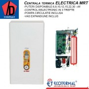 Centrala electrica Ecotermal MRT 10 kW