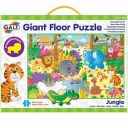 Puzzle de podea Jungla 30 piese Galt