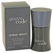 Armani Code For Men By Giorgio Armani Eau De Toilette Spray 1 Oz