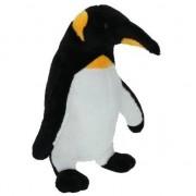 Merkloos Pinguin pluche knuffeltje 36 cm - Vogel knuffels