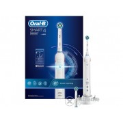 Perie dinti electrica Oral-B Smart 4 4000N, perie CrossAction