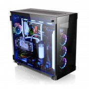 Carcasa Thermaltake CA-1I9-00F1WN-00 View 91 Tempered Glass RGB Super Tower Negru