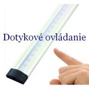LED pásikové 30cm svietidlo Line s dotykovým vypínačom
