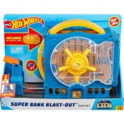 Set Mattel de Joaca Hot Wheels City Super Pista Bank Blast
