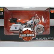 Maisto Harley Davidson - Series 7 Alabama State Trooper 1:18