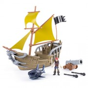 Pirates of the Caribbean: Dead Men Tell No Tales - Jackâ€s Pirate Ship Playset