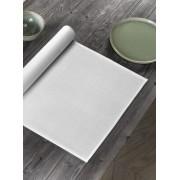 De Witte Lietaer Puntos Tafelloper 150 x 50 cm, 2 servetten