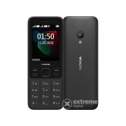 Nokia 150 (2020) Dual SIM mobilni telefon, crni