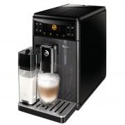 Espressor automat Philips Saeco Gran Baristo HD8964/01, 15 Bar, 1.7 l, Carafa lapte 0.5 l, Negru