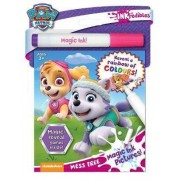 Inkredibles Paw Patrol Pink Magic Ink Pictures by Hinkler Books