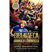 Lemoncello vol. 1 evadare din biblioteca domnului Lemoncello tie-in/Chris Grabenstein