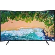 Samsung 49-tums Curved Smart UHD-TV 4K (Fyndvara)