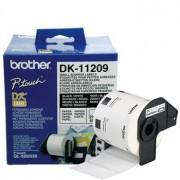 Brother Etiqueta Brother Original DK11209 (62x29mm. 800 etiquetas)