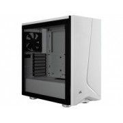 Carcasa PC Corsair Carbide Series Spec-06 ATX Mid-Tower, Geam securizat, Alb