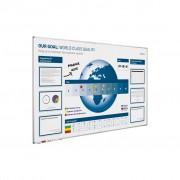 Smit Visual Whiteboard Kwaliteit verbeterbord - 100x100 cm