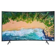 "Televizor LED Samsung 125 cm (49"") 49nu7372, Ultra HD 4K, Smart TV, Ecran curbat, WiFi, CI+ + Cartela SIM Orange PrePay, 6 euro credit, 6 GB internet 4G, 2,000 minute nationale si internationale fix sau SMS nationale din care 300 minute/SMS internationale"
