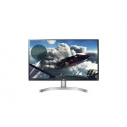 "LG 27UK600-W 27"" IPS technology 4K Monitor - True 178? wide 