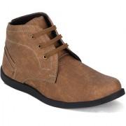 Kielz-Men's-Tan-Casual-Boots