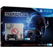 Consola Sony PlayStation 4 Slim 1TB Black Limited Edition + Star Wars Battlefront II