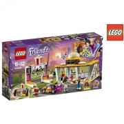 Lego friends il fast-food del go-kart