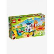 Lego 10841 A Feira da Lego Duplo amarelo medio bicolor/multicol