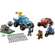 Lego Klocki konstrukcyjne City - Pościg górską drogą