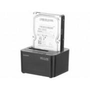 Xystec Double station d'accueil USB 3.0 pour disques durs et SSD SATA