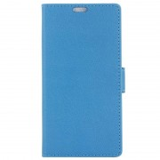 Nokia 8 Textured Wallet Case - Blue