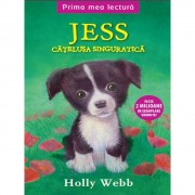 Jess, catelusa singuratica