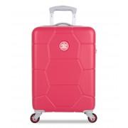SUITSUIT Reiskoffers Caretta Suitcase 20 inch Spinner Roze