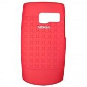 Nokia Cc-1015 Nokia Custodia In Silicone X2-01 Rosso