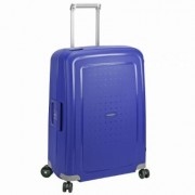 Samsonite S'Cure Spinner 4-Rollen Trolley 69 cm dark blue