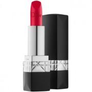 Dior Rouge Dior луксозно овлажняващо червило цвят 771 Radiant Matte 3,5 гр.