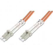 Patch Cord fibra optica, Digitus, LC / LC OM3 2m