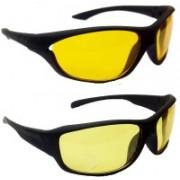 Redleaf Sports Sunglasses(Yellow)