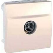 UNICA ALLEGRO TV aljzat átmenő Tv: 11 db @5...2150 mhz IP20 Elefántcsont MGU3.463.25 - Schneider Electric