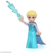LEGO Disney Princess: Frozen Minifigure - Elsa (Sparkly Long Narrow Cape) 41148