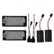 Lampa LED numar 7302-1 compatibila pe AUDI, SEAT, SKODA, VW VistaCar