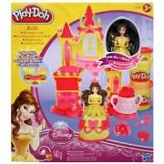 Play-Doh Disney Belle hercegnő kastélya