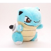 "Pokemon Blastoise 6.5"" Anime Soft Stuffed Animals Plush Toy Doll"