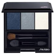 SHISEIDO LUMINIZING SATIN EYE COLOR TRIO GY901 APRES MIDI D´HIVER