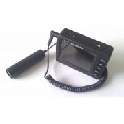 """E-Camcorder Bullet + 2,5"""" LCD displej"""