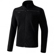 erima Fleecejacke OUTDOOR - schwarz/grau | 3XL