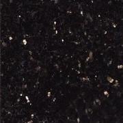 Semilastra Granit Black Galaxy Negru/Auriu Lustruit 200x100x3 cm